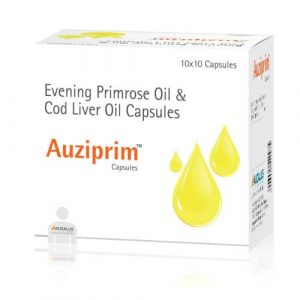 evening primrose oil and cod liver oil