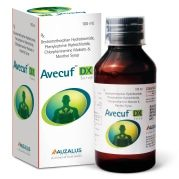 Advecuf DX syrup is an effective and convenient solution for dry cough, Allergic Rhinitis and cold.
