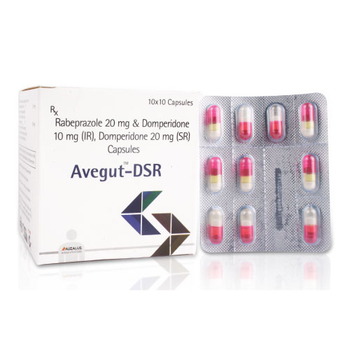 rabeprazole sodium and domperidone capsules