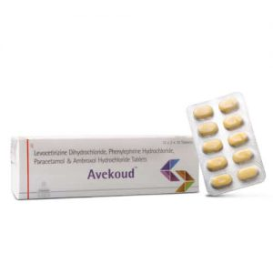Avekoud Tablets