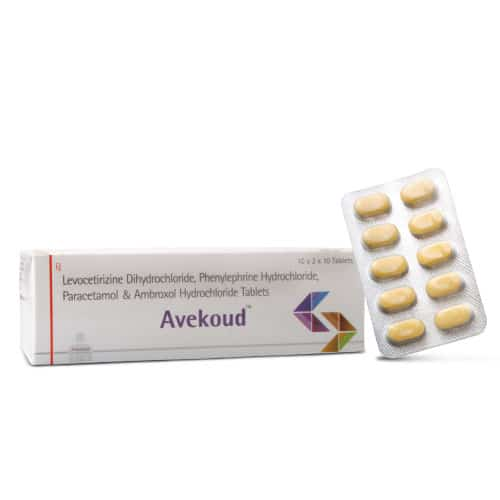 Anti allergic Tablets for Cold