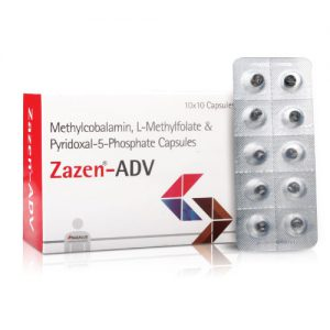 methylcobalamin l methylfolate calcium & pyridoxal 5 phosphate tablets